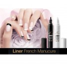 Liner Blanc French Manucure